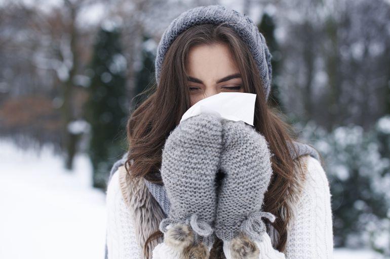causas de la gripe estacional