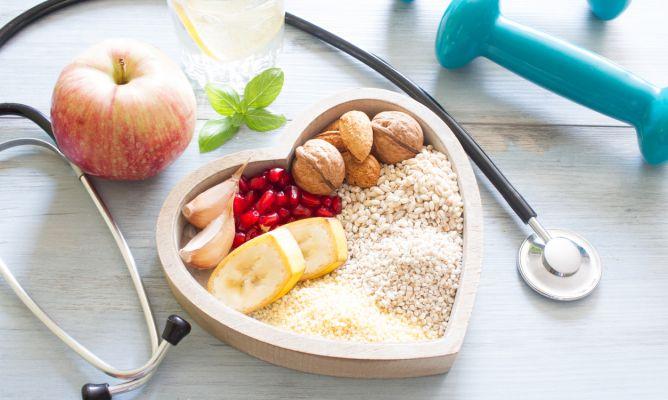 vida saludable y mente sana
