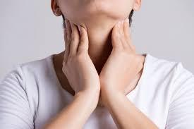 hinchazón en la garganta