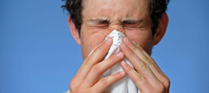 alergia al clima