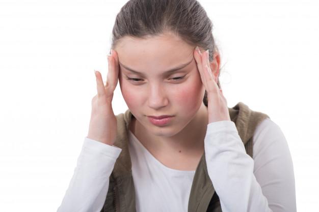 dolor de cabeza en adolescentes