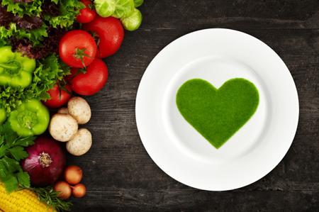 buena alimentación para el corazon