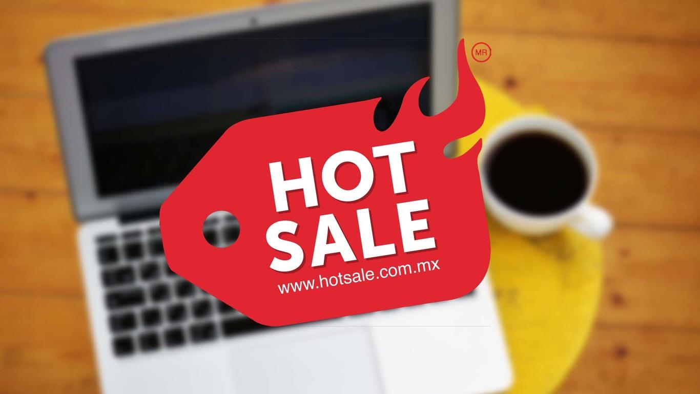 Comprar ofertas Hot Sale desde laptop