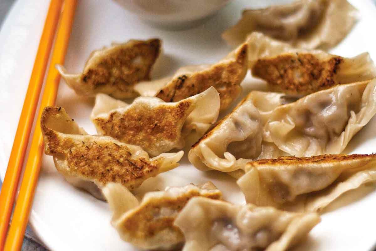 dumplings de China 3