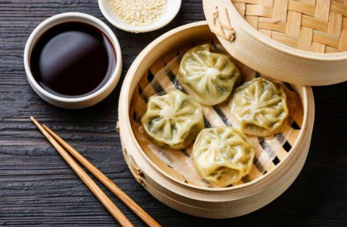 dumplings de China 2